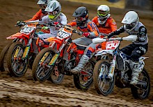 Starke Performance des WZ Racing Teams bei den ADAC MX Masters in Bielstein